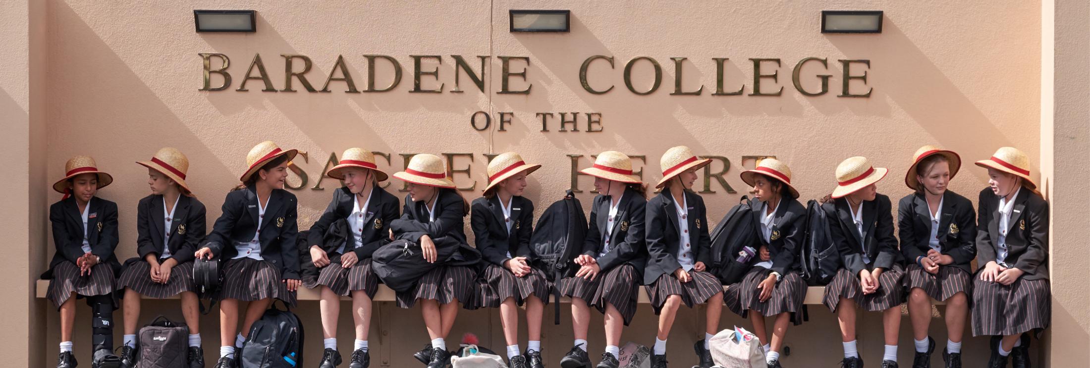 Sacred Heart Goals - About - Baradene College