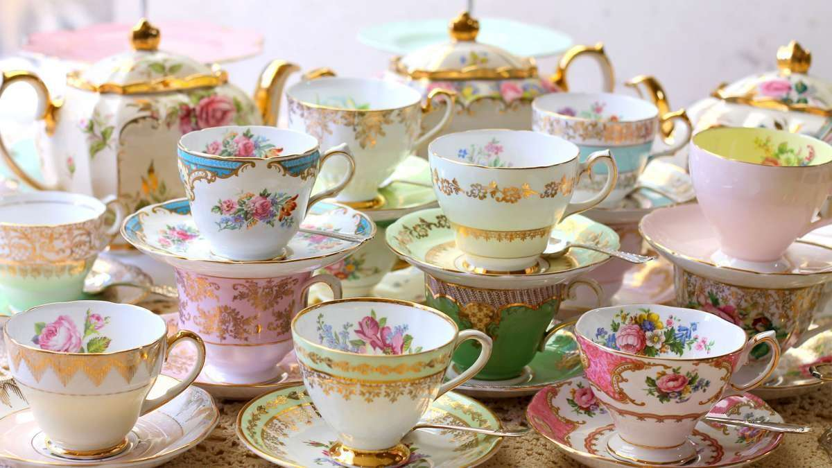 Alumnae High Tea and other Upcoming Events