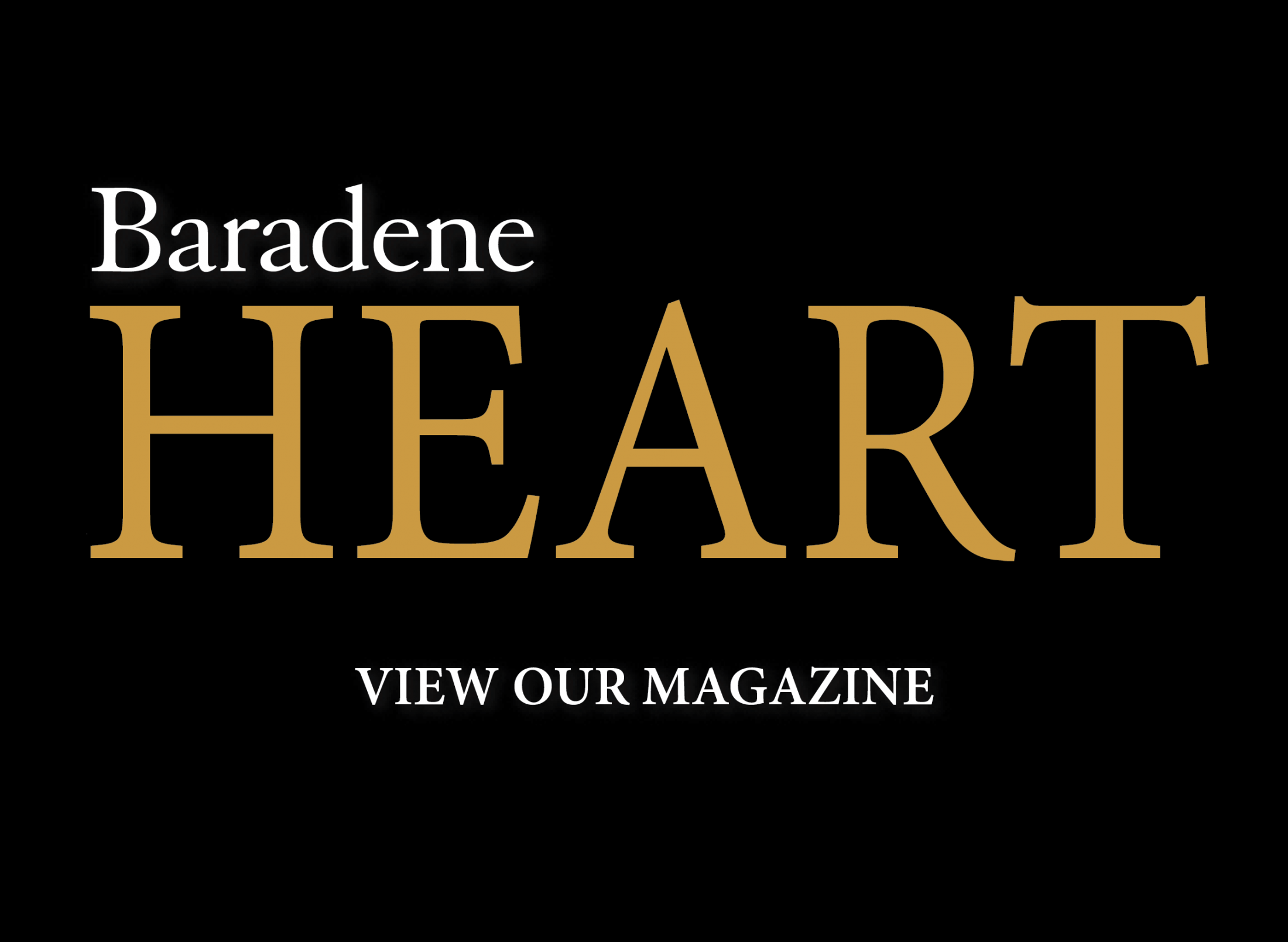 October issue of Baradene Heart Magazine out now