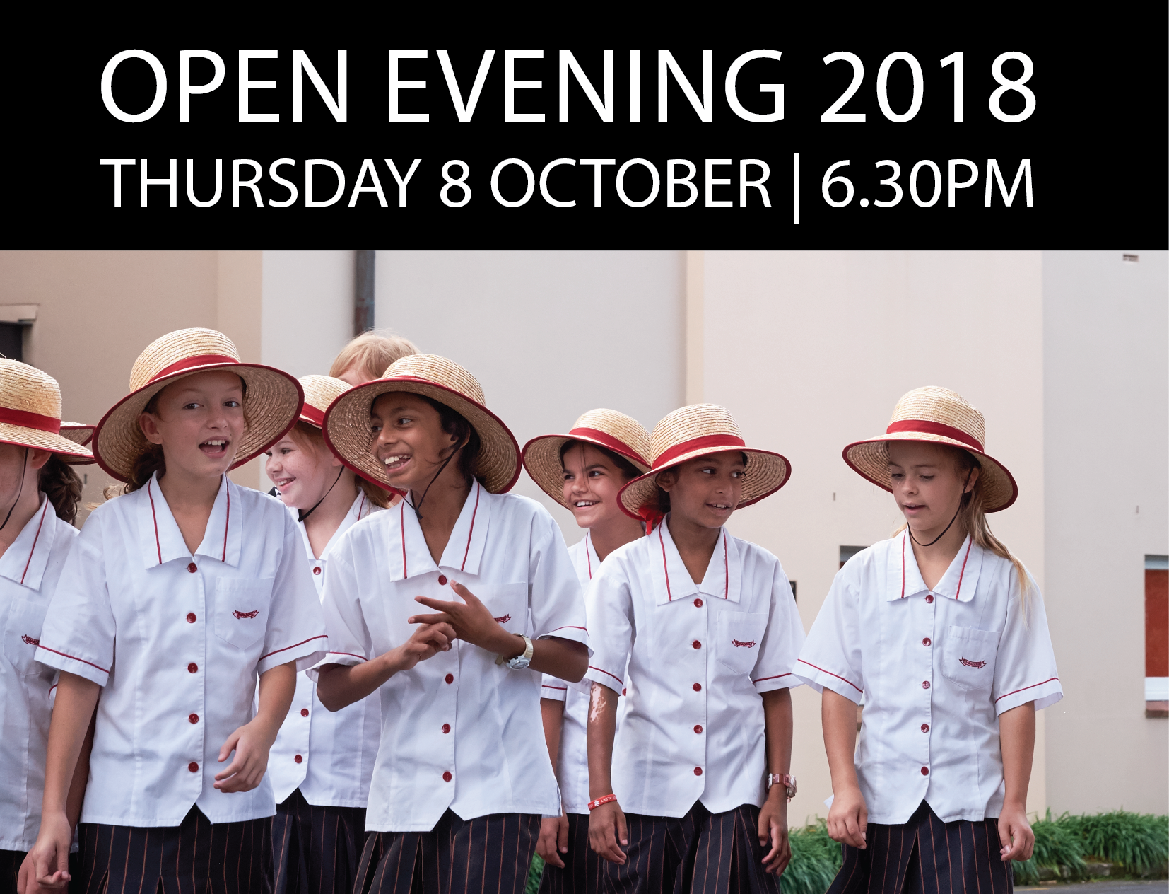 Baradene College Open Evening 2018