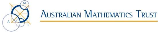 Australian Mathematics Trust Logo