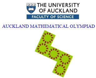 Uni Of Auckland Olympiad Logo