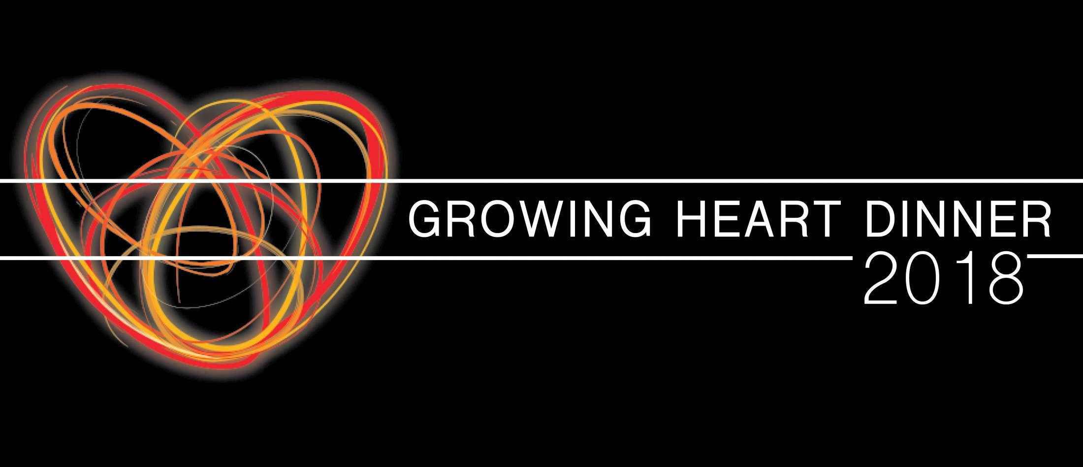 Growing Heart Dinner Header