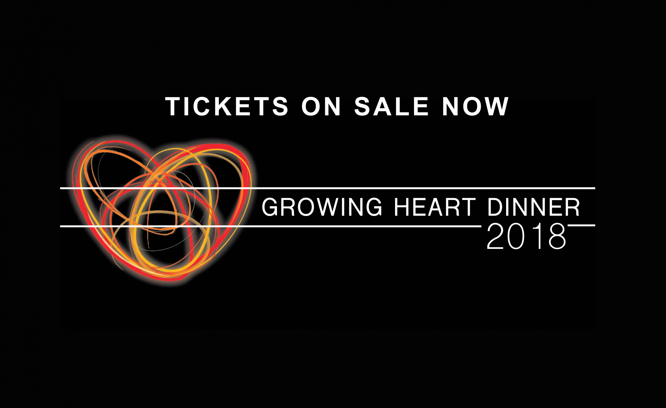 Growing Heart Dinner 2018