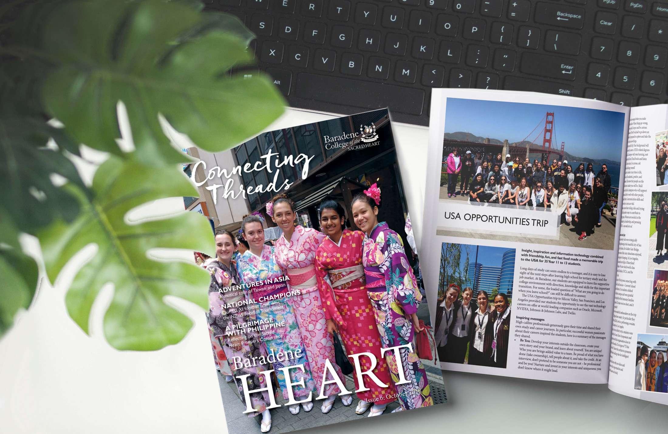 Baradene Heart Magazine