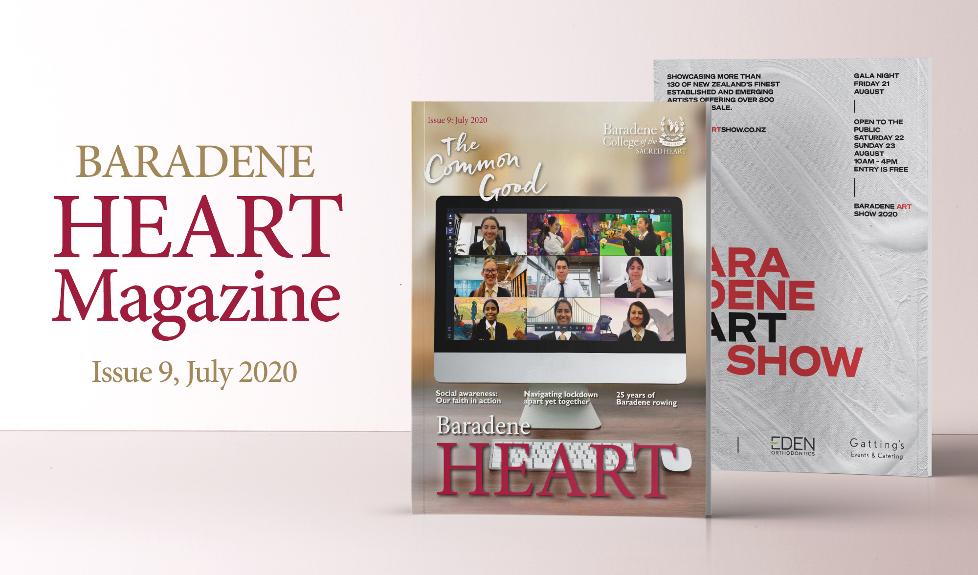 Baradene Heart Magazine July 2020 out now!
