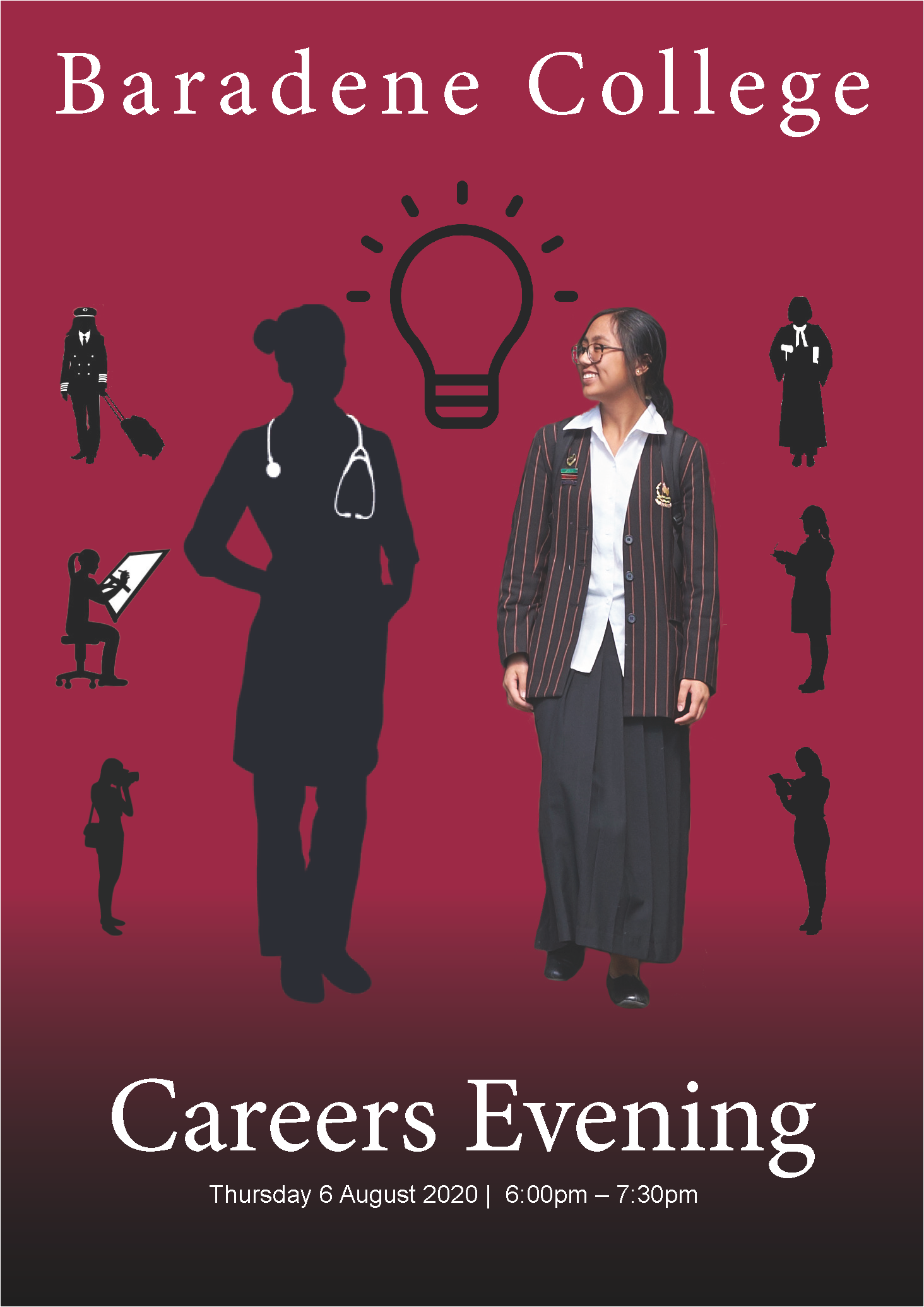 Careers Evening 2020 - 6 August