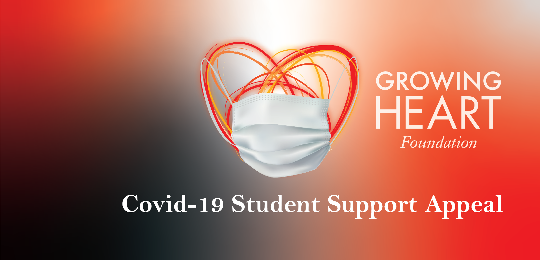 Growing Heart Covid Appeal Banner For Website