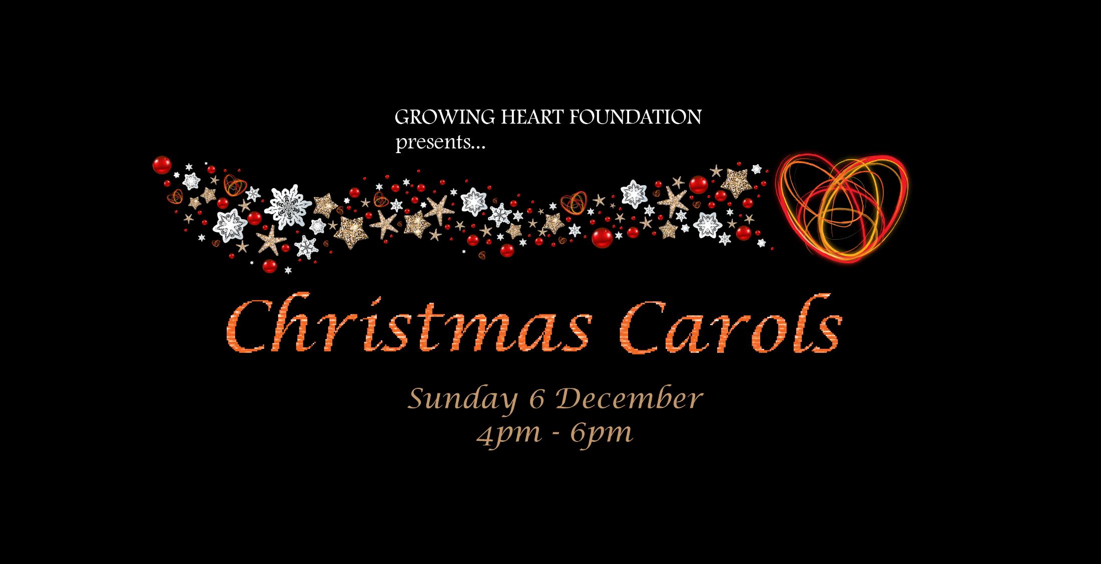 Christmas Carols Event