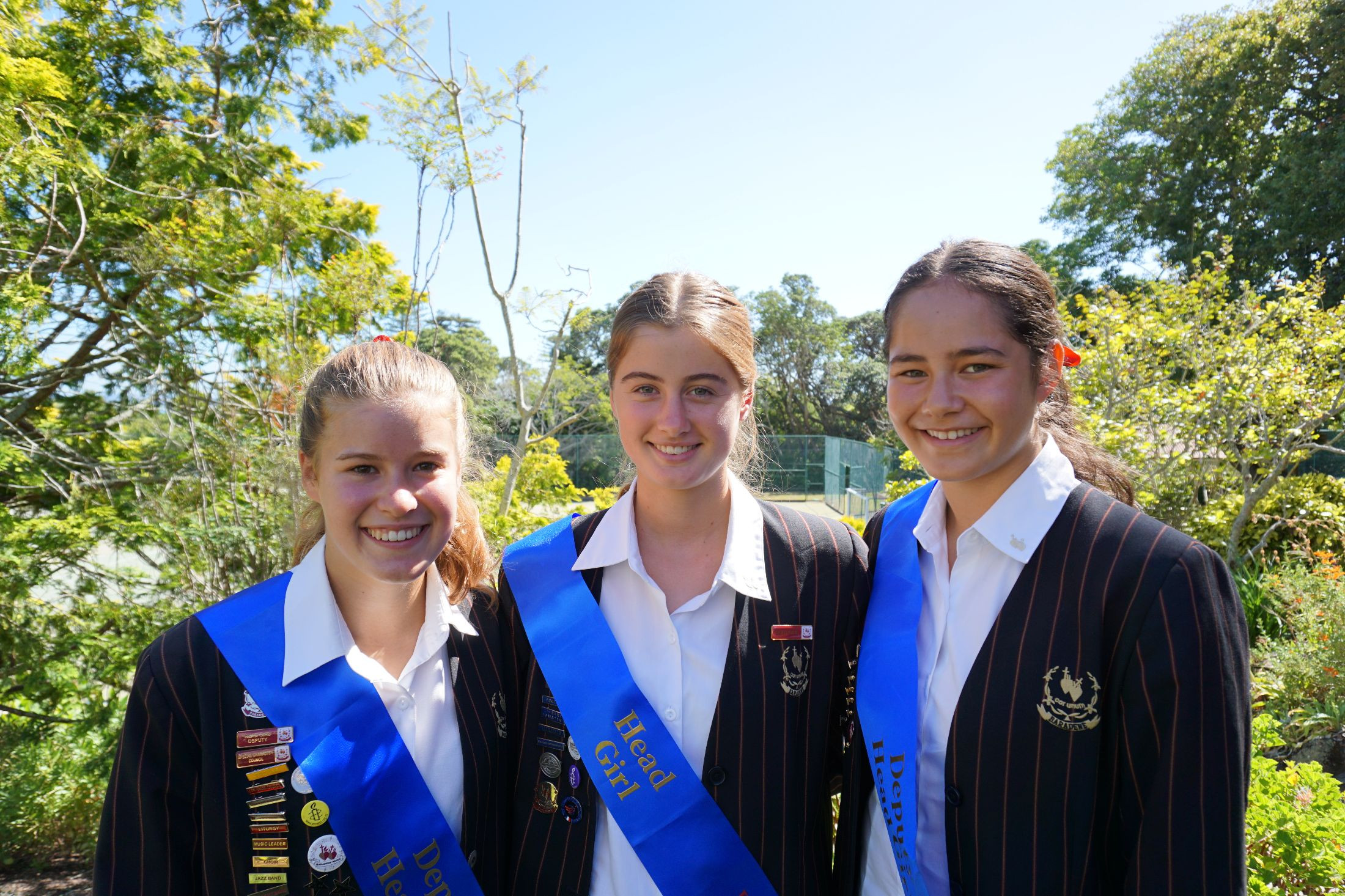 2020 12 08 Head Girl Deputies