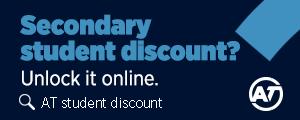 Student Discount 300x120